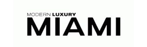 Modern Luxury Miami